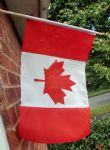 HAND WAVING FLAG - Canada (PACK OF 10)